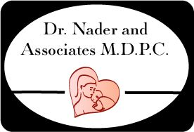 Dr. Nader and Associates OB/GYN logo